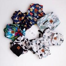 ❗️Новинка❗️ Детский рюкзачок из водоотталкивающей ткани. Его плюсы: + размер 31*26 см - помещается сменная одежда, бутылочка воды и игрушки + водоотталкивающая ткань + бескаркасный - легко можно сложить и убрать в мамину сумочку) + вес 130 гр - очень лёгкий , а значит ребёнку легко его будет нести, + лямки регулируются по длине И самое главное! 💵 450 грн  Всех по 1 экземпляру : бронируйте свой)  #рюкзакmommymade  #детскийрюкзак #детскийрюкзачок #рюкзакиукраина
