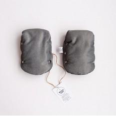 Муфточки для рук из водоотталкивающего джинса ❗️В наличиии❗️ Мы создаём девайсы для комфортных и тёплых прогулок с малышом. Утеплитель: Hollowsoft 300 в 2 слоя Подклад: плюш minky 💵Цена : 490 грн #муфтыmommymade